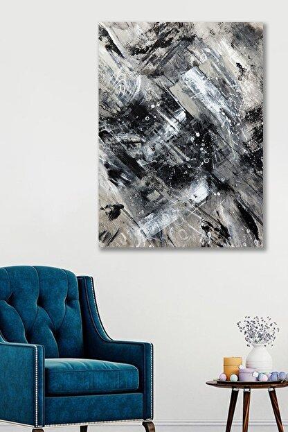 Hediyeler Kapında 50x70 Sürreal Duvar Kanvas Tablo Painting