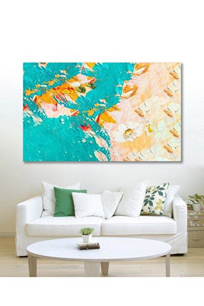 Hediyeler Kapında 100x140 Sanatsal Sürreal Kanvas Tablo