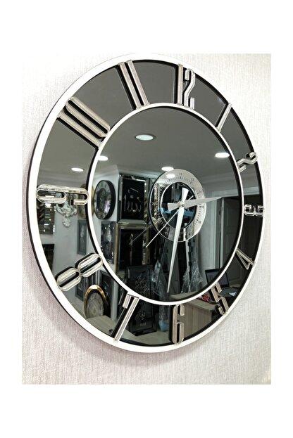 Pupilla Duvar Saati Aynalı 50 Cm Çap
