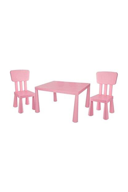 Mammut Masa Sandalye Takımı