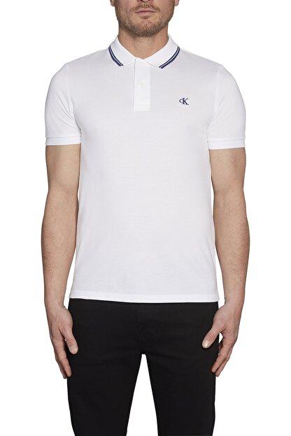 Calvin Klein Erkek Polo Yaka T-shirt J30J314565