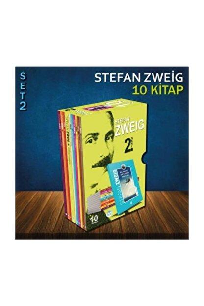 Mavi Çatı Yayınları Stefan Zweig Seti 2-10 Kitap