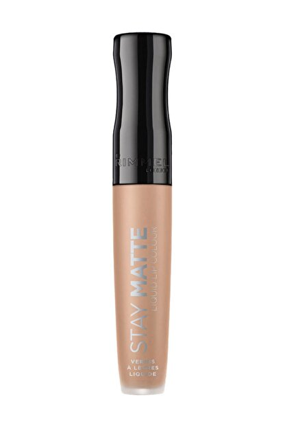 Rimmel London Ruj - Stay Matte Liquid Lipstick 706 Raw Embrace 3614226323781