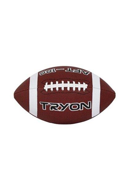 TRYON AFT-100 Kauçuk Çocuk Amerikan Futbolu Topu