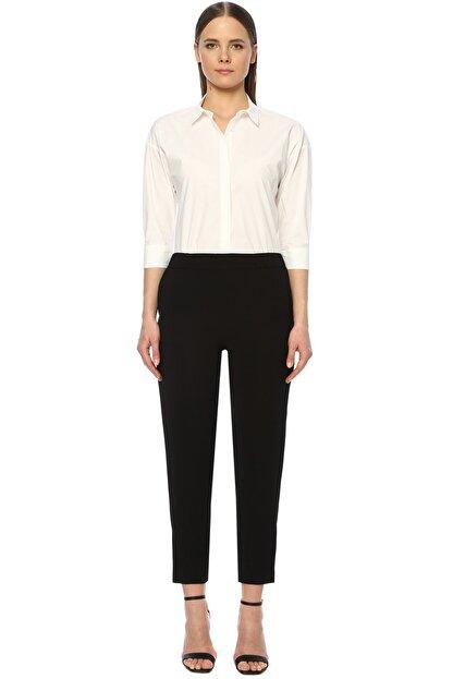 Network Kadın Regular Fit Siyah Pantolon 1073370