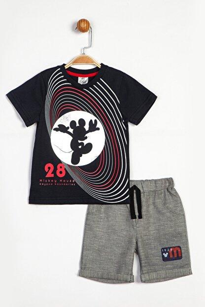 Mickey Mouse Disney Mickey Mouse Çocuk 2li Takım 14042