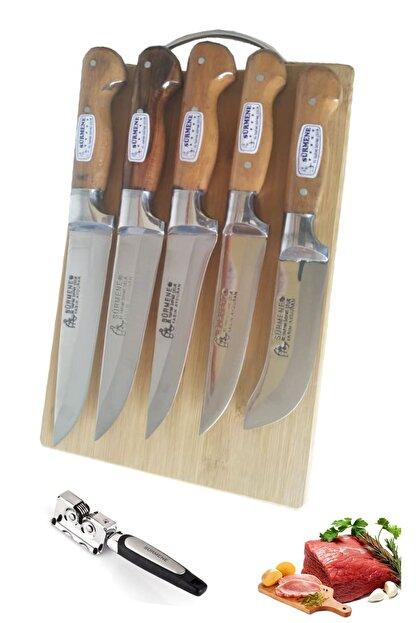 SürLaz 7'li Set Mutfak Bıçakları
