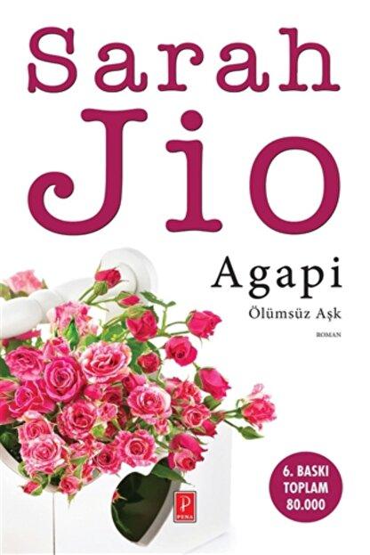 Pena Yayınları Sarah Jio Sarah Jio-Agapi Ölümsüz Aşk 9786055057909