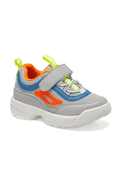 Icool CHAMPION Gri Erkek Çocuk Yürüyüş Ayakkabısı 100516371