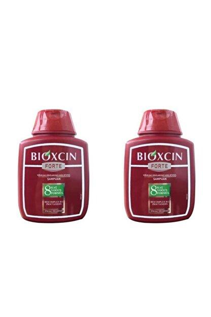 Bioxcin Şampuan Forte 300 ml 2 Adet