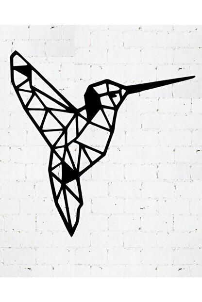 ATSRM Metal Uzun Gagalı Kuş (34x33 cm)