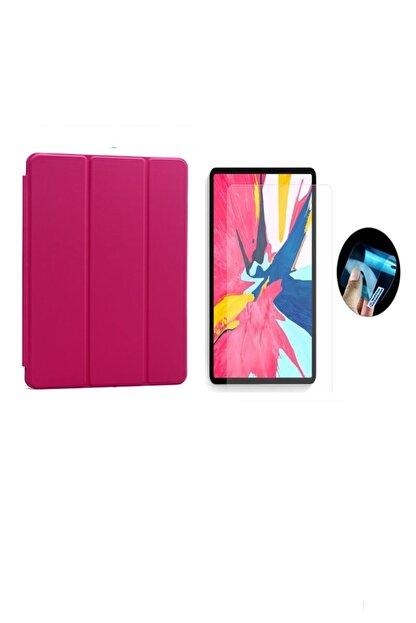 Dijimedia Ipad Mini 4. Nesil Uyku Modlu Deri Smart Lansman Tablet Kılıf+9h Bükülen Nano Koruyucu (a1538 A1550)