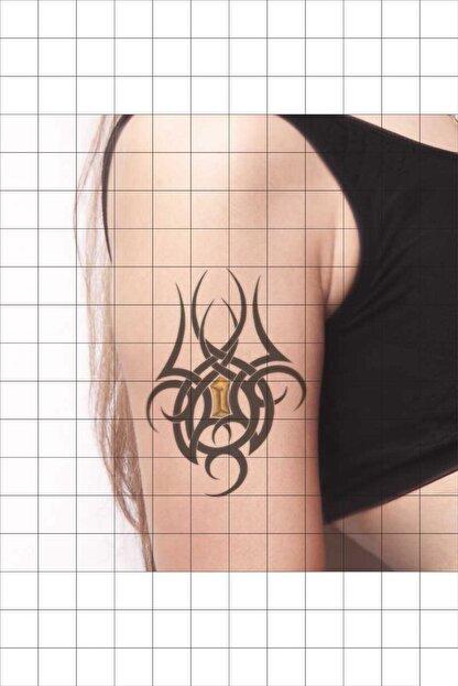 TatFast Tribal 1842 Geçici Dövme Flash Tattoo
