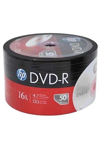HP Dvd-r 16x 4.7gb 120min 50 Adet