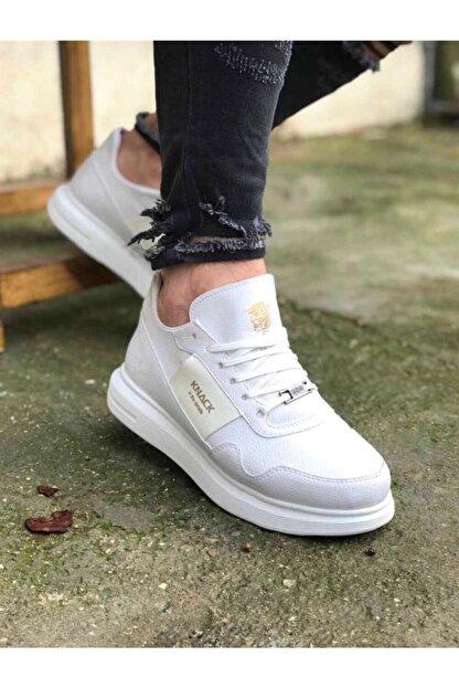 Knack Erkek Ayakkabı 040 Beyaz