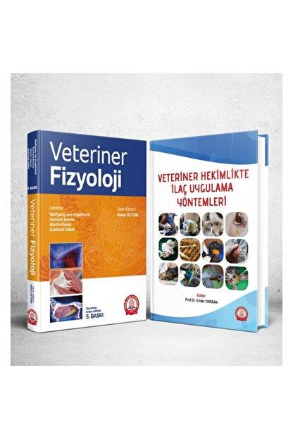 Ankara Nobel Tıp Kitapevleri Veteriner Fizyoloji Ve Farmakoloji Seti