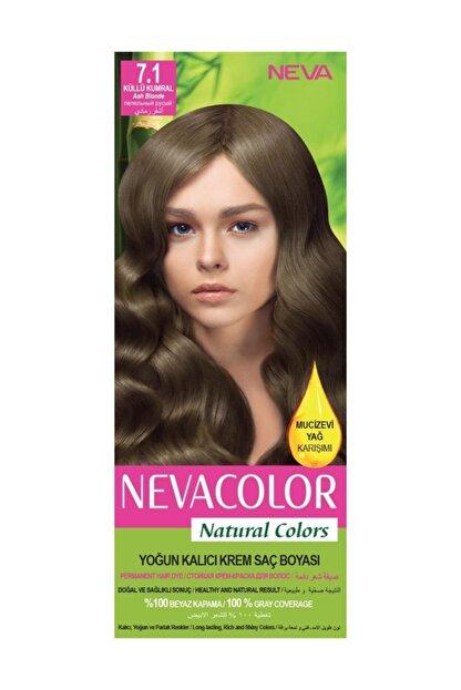 Neva Color Sac Boyasi Seti 7 1 Kullu Kumral 8698636612340 Trendyol
