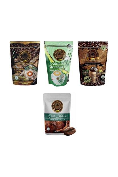 Tarihi Adıyaman Kahvecisi Kahve 4 Set