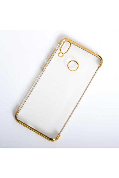 Zore Huawei Honor 8c Kılıf Dört Köşeli Lazer Silikon