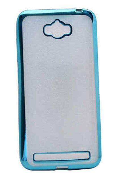 Zore Asus Zenfone Max Zc550kl Kılıf Lazer Kaplama Silikon