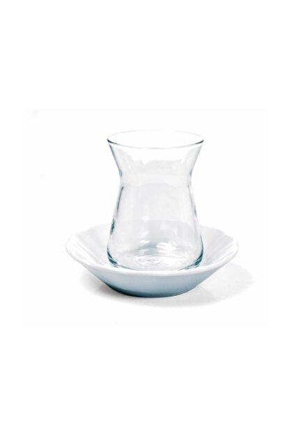 Güral Porselen 10 Cm Acem Çay Tabağı