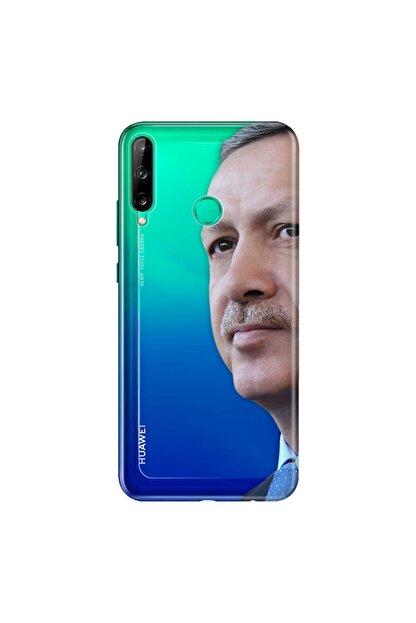 Cekuonline Huawei P40 Lite E Kılıf Desenli Resimli Hd Silikon Telefon Kabı Kapak - Rte