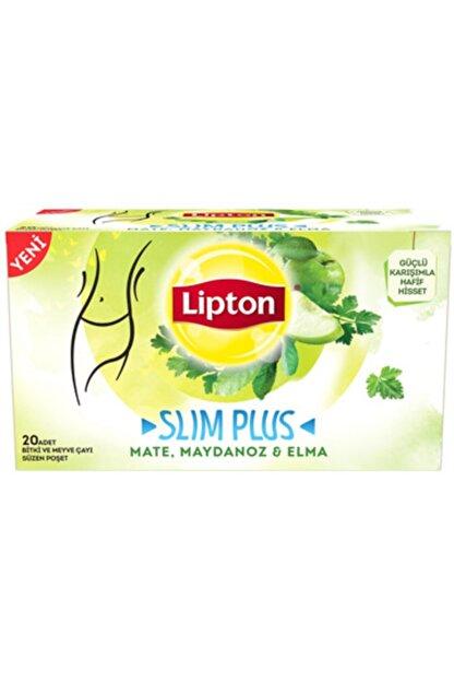 Lipton Slım Plus Mate Maydonoz ve Elma Çayı 20 adet