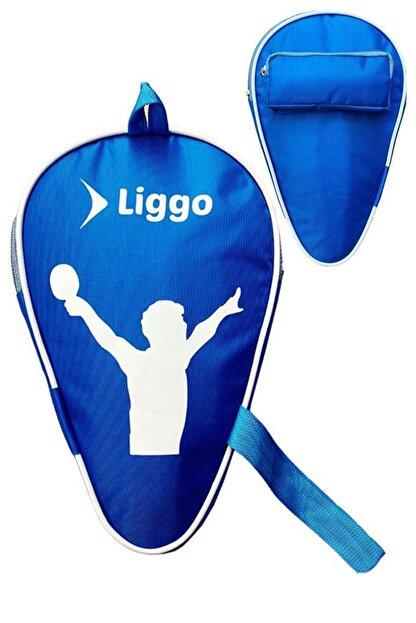 Liggo Masa Tenisi Raketi Kılıfı Pinpon Topu ve Raket Çantası