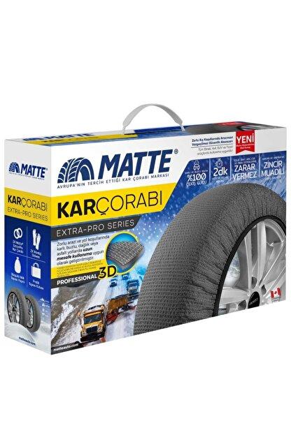 Matte Kar Çorabı - Extrapro - 195 65 R13 Small