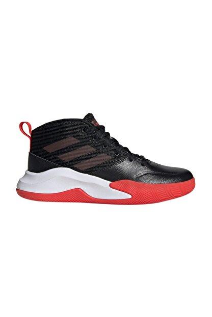 adidas Siyah Ownthegame K Wıde Çocuk Basketbol Ayakkabısı