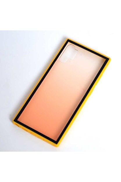 Zore Galaxy Note 10 Plus Kılıf Estel Silikon
