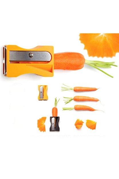 Aksuvital Bitkisel Ürünler Carrot Sharpener Kalemtraş Havuç Soyacağı