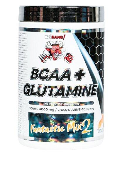 Protouch Nutrition Protouch Bigbang Bcaa+glutamine 400 Gr 40 Servis Portakal Aromalı