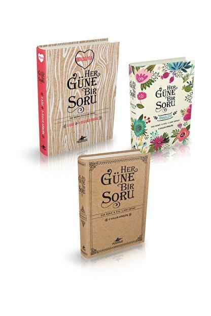 Pegasus Yayınları Her Güne Bir Soru Serisi Takım Set (3 Kitap) – Potter Style