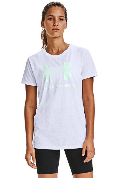 Under Armour Kadın Spor T-Shirt - Live Sportstyle Graphic Ssc - 1356305-100