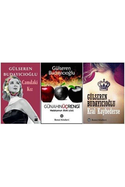 Doğan Kitap Camdaki Kız + Kral Kaybederse + Günahın Üç Rengi (3 Kitap) Gülseren Budayıcıoğlu