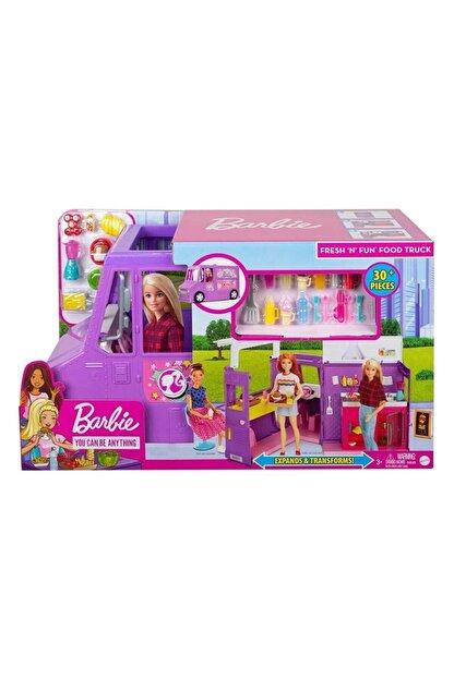Barbie 'nin Yemek Arabası Gmw07