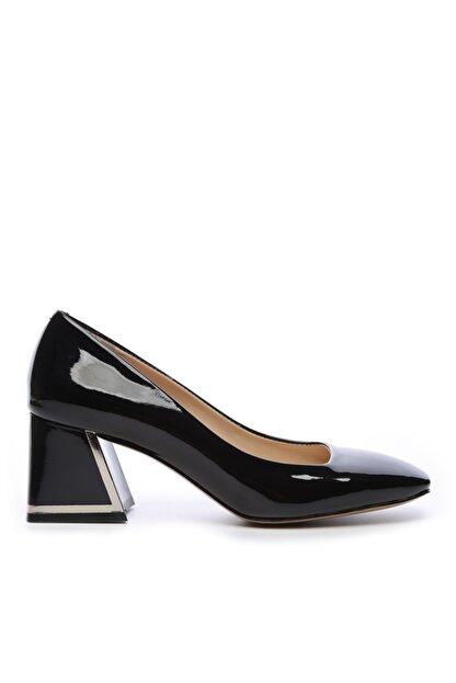 Kemal Tanca Kadın Siyah Vegan Ayakkabı Ayakkabı 22 8064 Bn Ayk Sk20-21