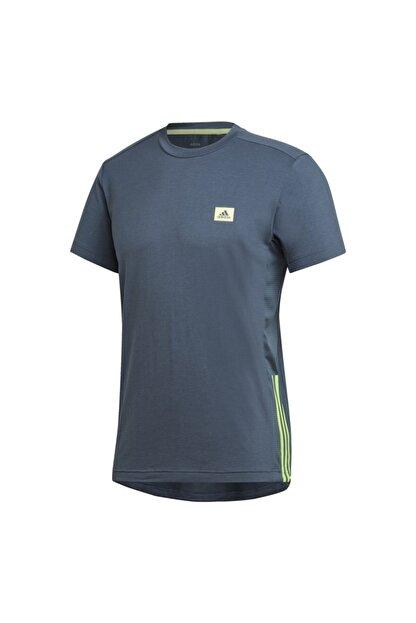 adidas M D2M MOTION TE Mavi Erkek T-Shirt 101118133