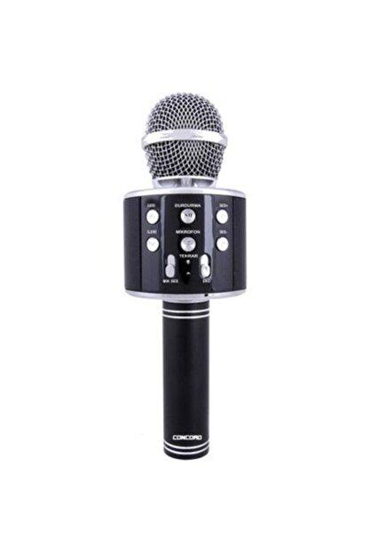 Concord Türkçe Karaoke Ses Mikrofonu Yüksek Güçlü Ses