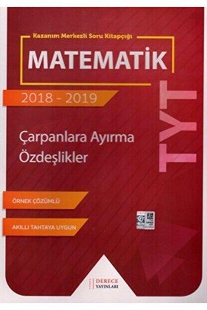 Sonuç Yayınları Drc Tyt Çarpanlara Ayırma ve Özdeşlikler Fasikülü 2018-2019