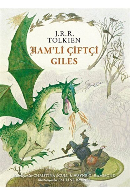 İthaki Yayınları Ham'li Çiftçi Giles (ciltli)