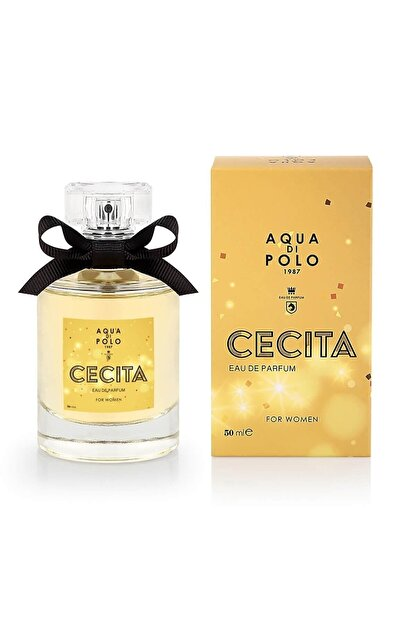 Aqua Di Polo Cecita Edp 50 ml Kadın Parfümü 5301010028820
