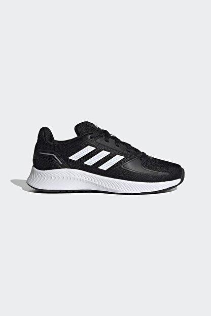 adidas Erkek Çocuk Siyah Runfalcon 2.0 K Fy9495 Koşu Yürüyüş Ayakkabı