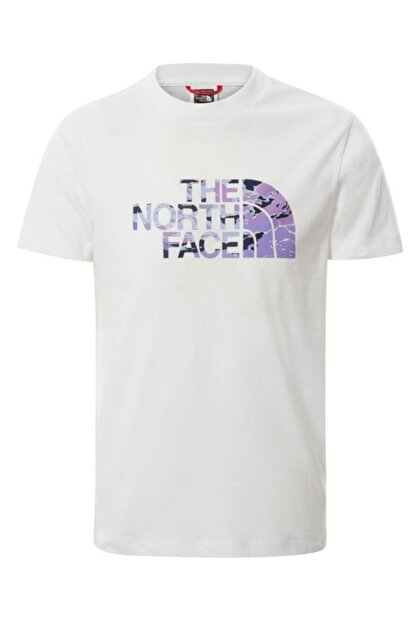 The North Face Easy Çocuk Tişört Beyaz