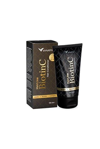 ViaVeta Biotinc Saç Kremi - 150 ml