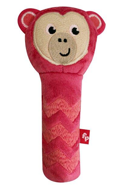 Fisher Price Fisher-price Maymun Çıngıraklı Oyun Arkadaşı