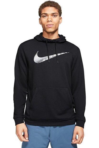 Nike Erkek Spor Sweatshirt - M DRY HOODIE PO SWOOSH - CJ4268-010