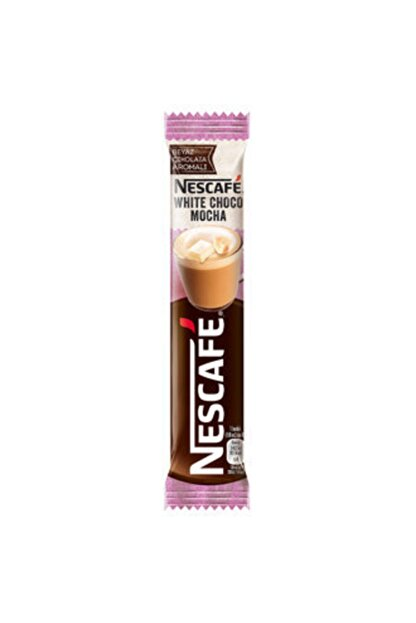 Nescafe White Choco Mocha Beyaz Çikolata Aromalı 19.2 gr