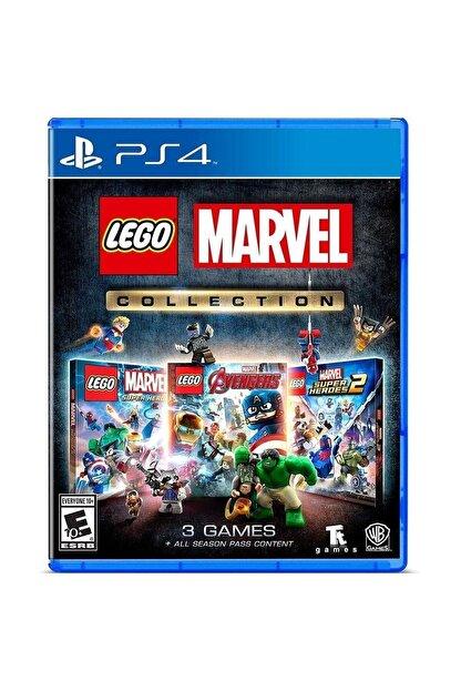 Warner Bros Lego Marvel Collection Ps4 Oyun